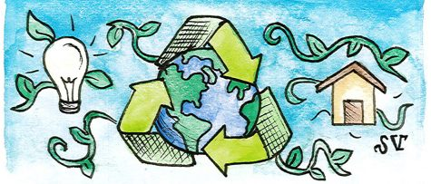 Recycling important for more than environment