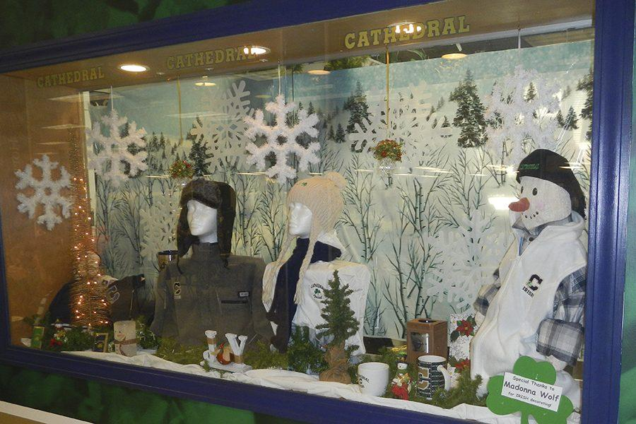 Gift Shop gets in Christmas spirit