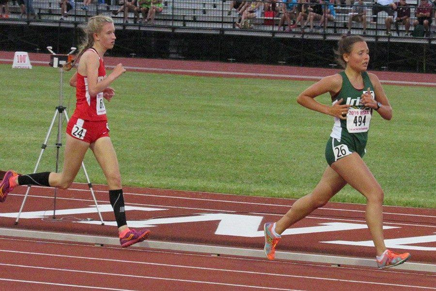 Girls' track and field callout set for Feb. 8