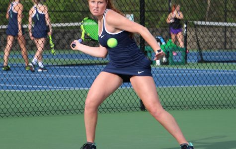 Girls' tennis Regional final moved indoors