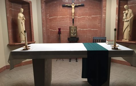 Daily morning Mass schedule announced