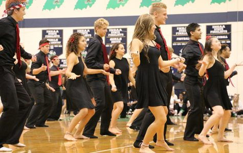 Latin Dance schedules tryouts