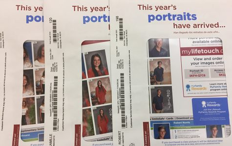 School picture retakes scheduled for Sept. 28