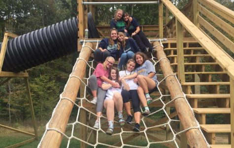 Junior women's overnight retreats begin