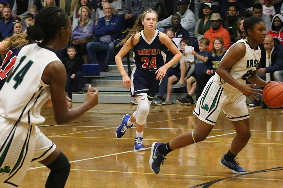 The second round of the City women's basketball game on Jan. 9 has been moved to Bishop Chatard due to a water main break that has affected the Cathedral campus.