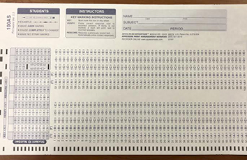 Editorial: Standardized tests are beneficial
