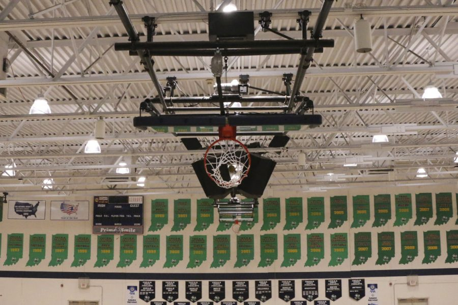 New, brighter, more efficient lights were installed in the WAC.