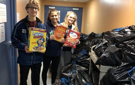 Annual charity drive exceeds goal