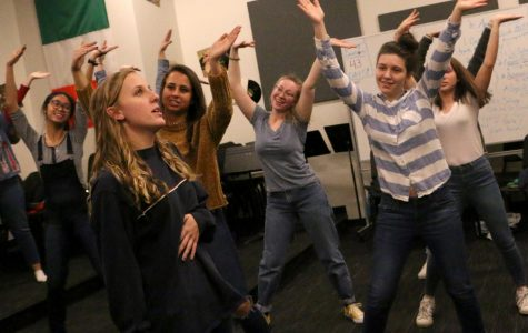 Show choir prepares for March 3 competition