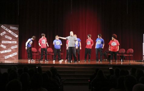 ComedySportz returns to stage