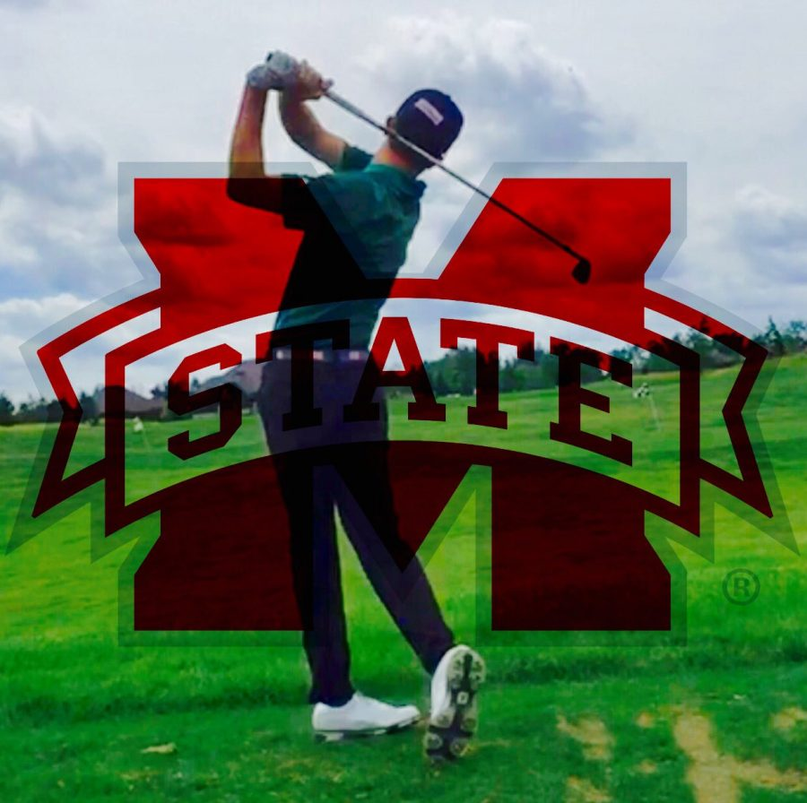 Senior Austin Vukovits has committed to Mississippi State.