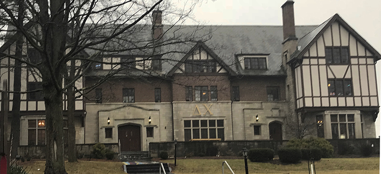 Delta Chi is one of the Greek houses at Indiana University, future home to many seniors.