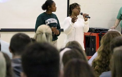Students prepare for May 17 talent show