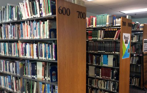 Librarian issues reminder to return books