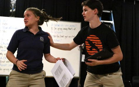 Student directors named for children's play