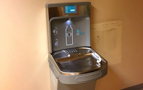 Water refill station installed in Loretto