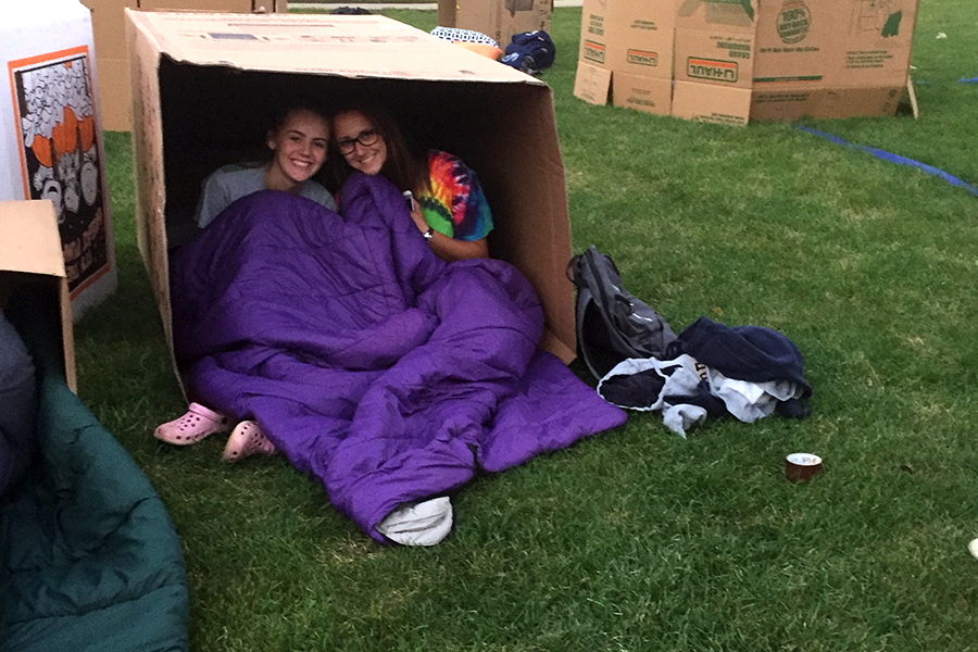 This year's Shack City, originally schedule for Sept. 22, has been postposed and will take place later in the school year on a date yet to be determined.