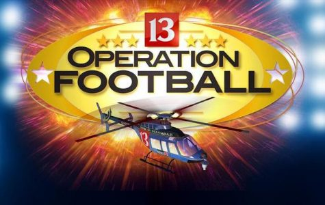 Channel 13's Operation Football schedules visit