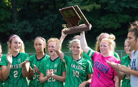 Women's soccer to battle for Semistate title