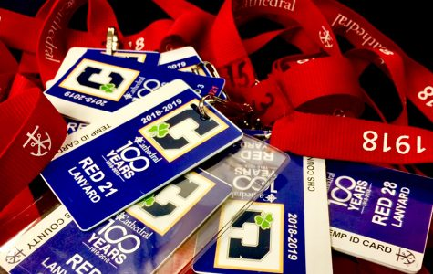 Lanyard policy mostly successful, administrator says