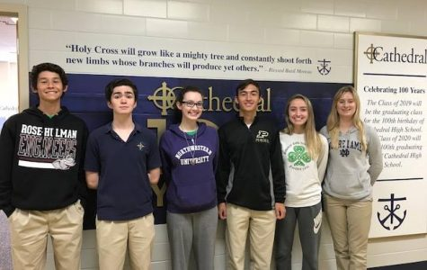 National merit semifinalists share their stories