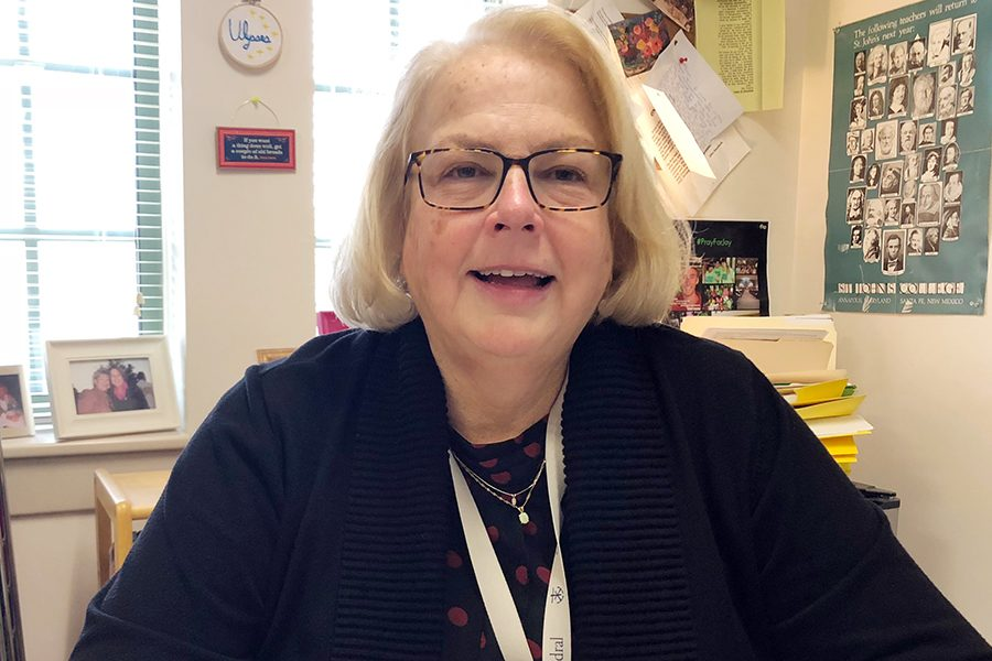 Mrs. Kathy Keyes will present a session at the National Conference of Teachers of English convention in Houston.