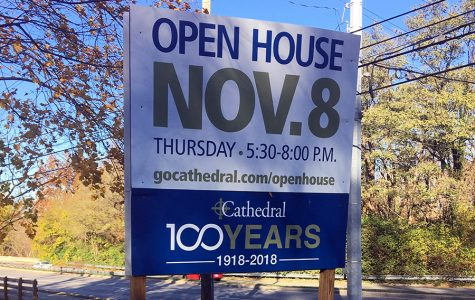 Open House affects Nov. 8 schedule