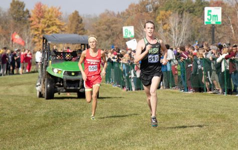State cross-country champion tells his story