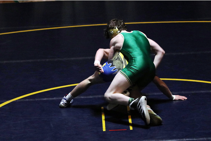 The wrestling team will host Perry Meridian on Jan. 9.