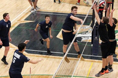 Men's volleyball team callout set for Jan. 24