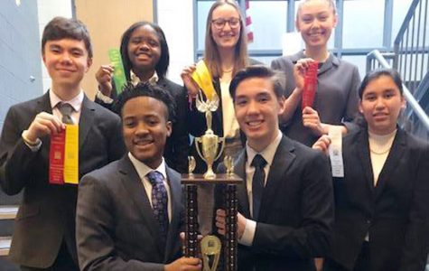 Speech team members qualify for State meet