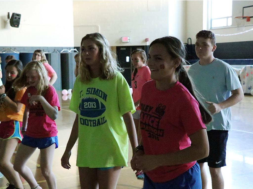 The annual Riley dance marathon will take place March 23 in the Mimms Gymnasium.