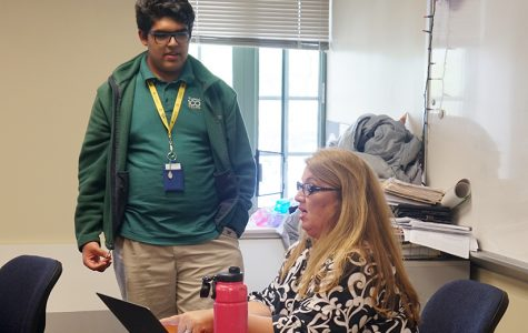 English teacher Mrs. Kimberly Carver will instruct the ethnic literature class next year.