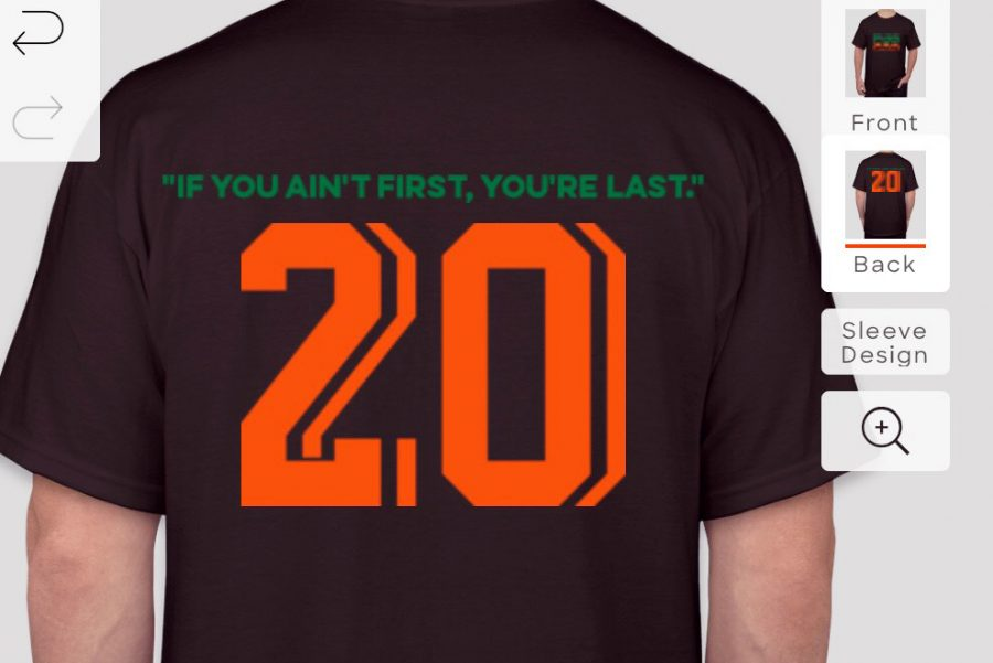 Orders+for+this+year%27s+Irish+500+shirt+are+due+May+8.+