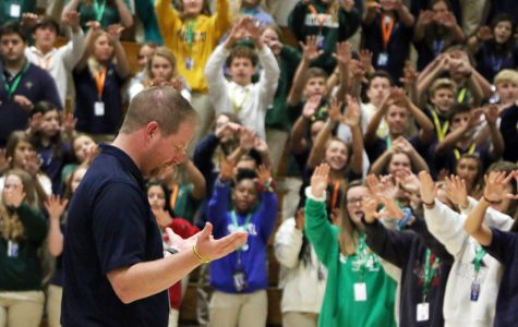 Vice principal says farewell to Cathedral