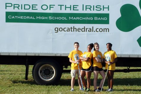 Marching band plans year-end trip to Hawaii