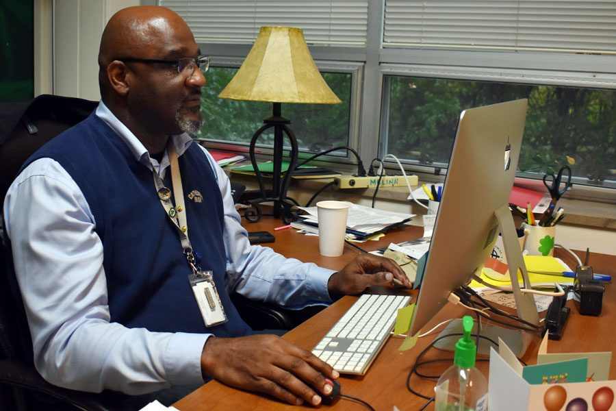 Mr. Ken Barlow '82, vice president for community relations and diversity, is one of the many individuals who help our school recognize the value of inclusion and multiculturalism.