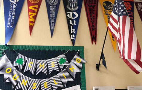 The counseling center has changed its approach to college rep visits this year.