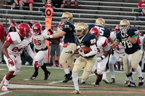Football to open Sectional against Terre Haute South