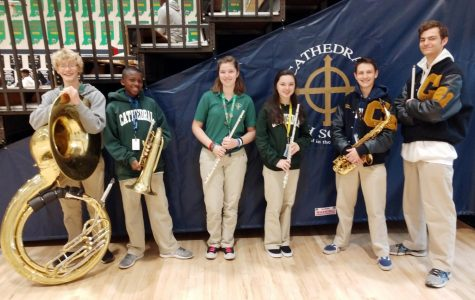 Six band members will perform at Ball State