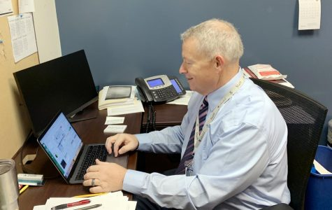 Counseling director reflects on his new role