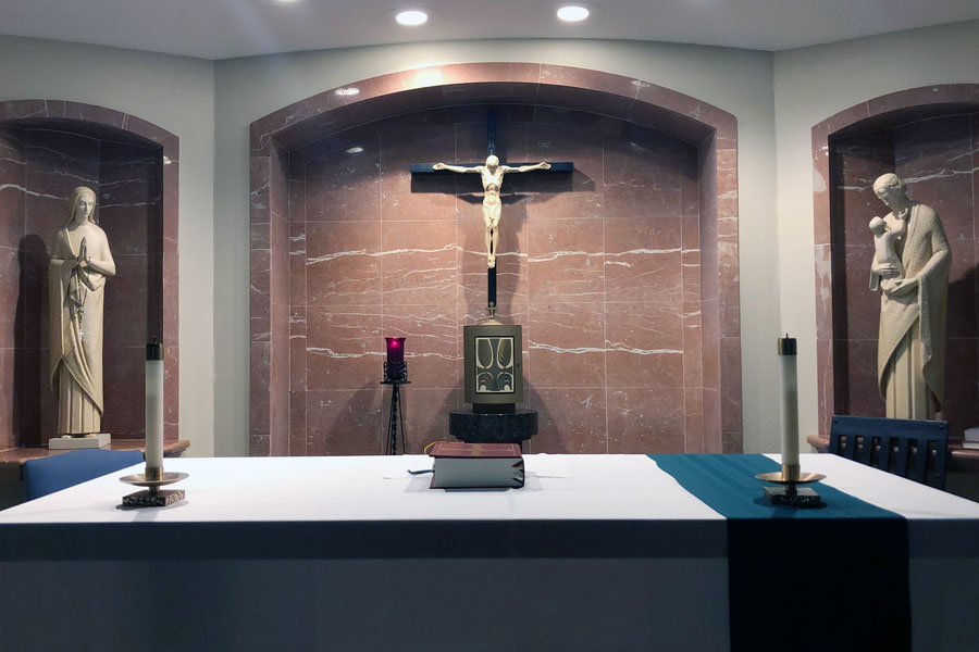 The first morning Mass of the school year will take place Aug. 17 at 7 a.m.