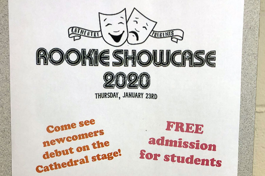 Rookie+Showcase+set+for+Jan.+23