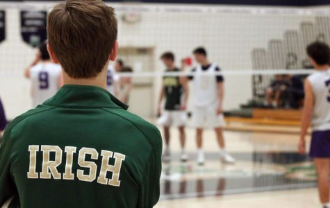 The first open gym for men's volleyball is scheduled for Jan. 28.