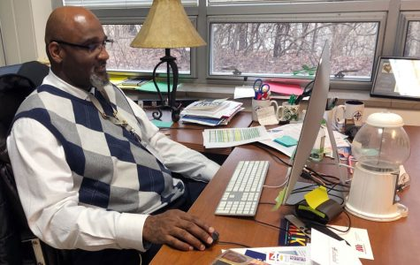 Mr. Ken Barlow '82 says students will see black history in the making at the Feb. 12 assembly.