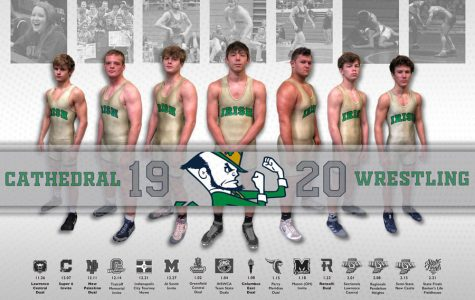 The defending State champion wrestling team competes in the Semistate on Feb. 15 at New Castle.