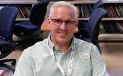 Mr. Mark Matthews has been selected as this year's faculty speaker at graduation.