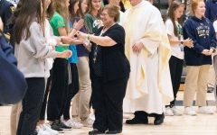 Mrs. Witka sends message to her Cathedral family