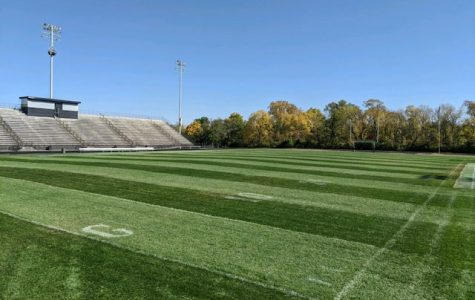 Thanks to TurfDogs, the grass field at Arlington was in pristine shape for every football home game this season.