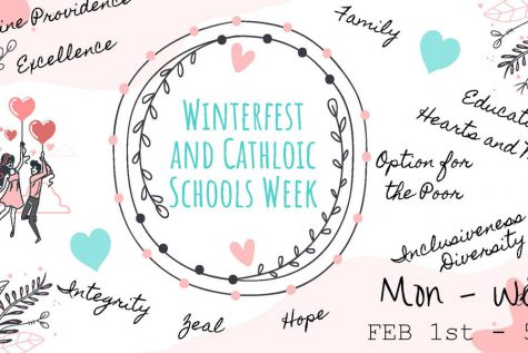 The annual Catholic Schools Week event kicks off Feb. 1.